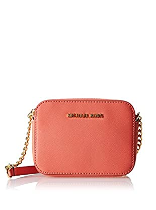 Michael Kors Bandolera Jet Set Large Saffiano Crossbody