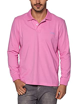 Giorgio Di Mare Polo Polo Shirt Long Sleeve