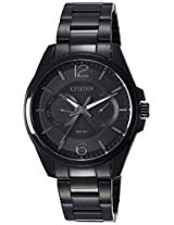 Citizen Analog Black Dial Men's Watch - AG8325-51H