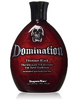 Domination Titanium Black 70x Bronze 12 Oz