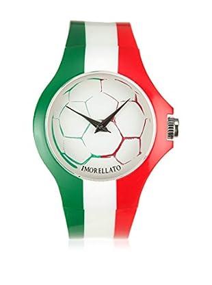 Morellato Reloj de cuarzo Man Colours Verde / Blanco / Rojo 36 mm