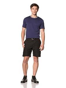 Pringle of Scotland Men's Shorts (Black)