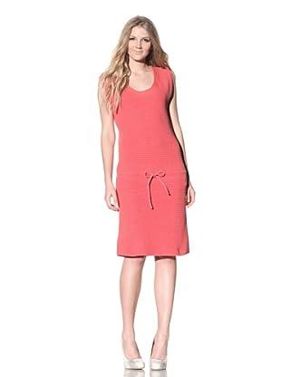 Chloé Women's Sleeveless Knit Dress (Vermillion)