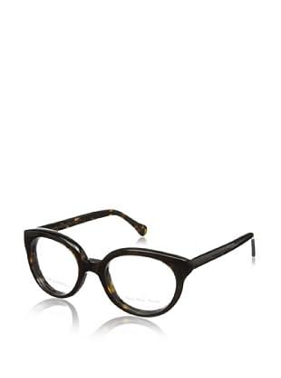Balenciaga Women's 0112 Eyeglasses, Dark Havana