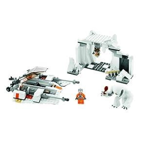 LEGOスターウォーズシリーズからスノースピーダー8089
