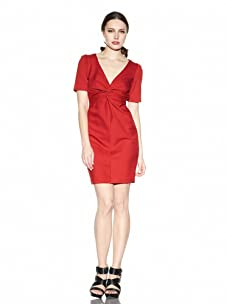 Rebecca Minkoff Women's Ilaria Dress (Red)