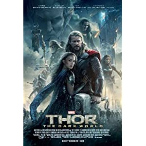 Thor The Dark World (2013) | English [DVD]
