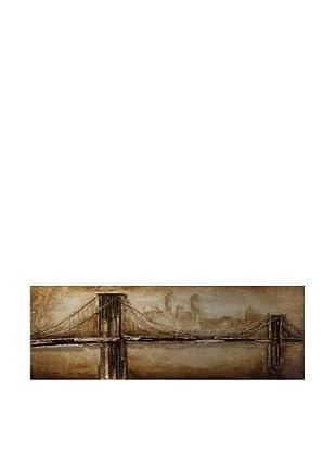 Brooklyn Bridge Dimensional Art