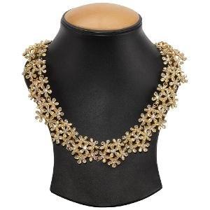Floral Necklace by The Pari - TPNW13-202