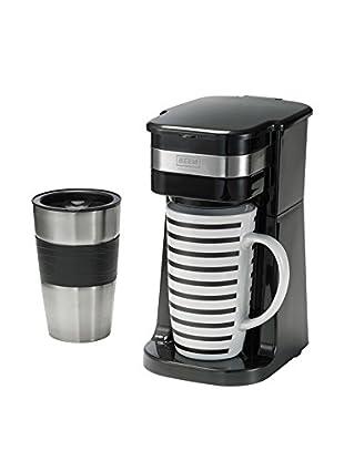Kaffeemaschine 34x15x19 cm schwarz