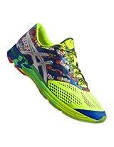 Asics Speed Shoes Gel-Noosa Tri 10 Midnight/Flash Ylw/Grn (4907) (US 8)