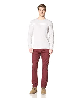 Ben Sherman Men's Thermal Tee (Flake Grey)