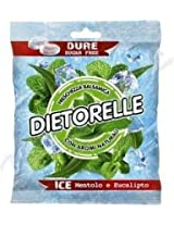 Dure Dietorelle ice mentolo Sugar free 70g