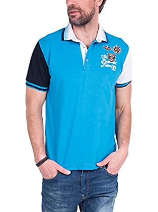 SIR RAYMOND TAILOR Polo Shirt Short Sleeve Stroke