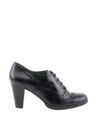 Liberitae Zapatos Blucher (Negro)