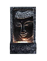 Alpine DAC144 Buddha Lighted Wall Fountain (Discontinued by Manufacturer)