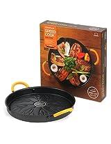 Lock & Lock Speed Cook Grill Pan 26 Cm