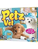 Brand New Petz Vet (Rated: E10+) (Works With: WIN XP VISTA/MAC 10.1 OR LATER)