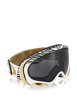 Oakley Máscara de Esquí A-Frame 2.0 Mod. 7044 Clip Blanco / Oro