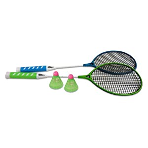 OGLO Sports Glow in the Dark Badminton
