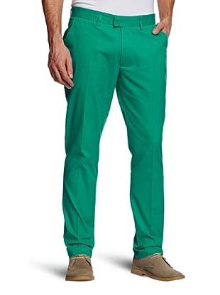 Farah Vintage Pantalón Iban (Verde Menta)