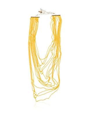Alibey Halskette  gelb