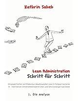 Lean Administration: Schritt für Schritt (German Edition)