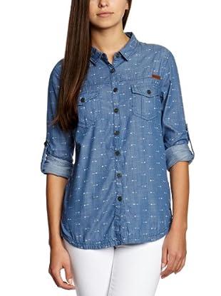 Camisa Cheriton (Azul)