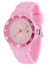 Ice-Watch Analog Pink Dial Unisex Watch - SI.PK.U.S.09
