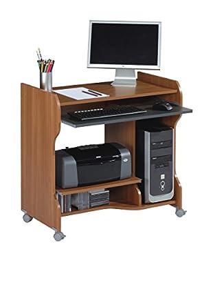 Office Ideas Schreibtisch Vittoria 3 braun 84 x 45 x 81H cm