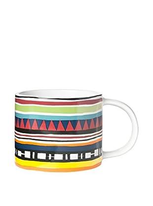 Kate Spade Saturday Saturday Morning Strata Stripe Mug