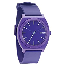 NIXON (ニクソン) 腕時計 THE TIME TELLER P PURPLE NA119230-00 ユニセックス