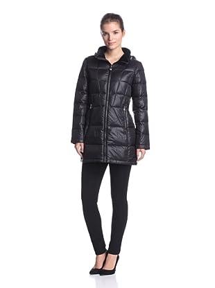 Calvin Klein Women's Down Coat (Black)