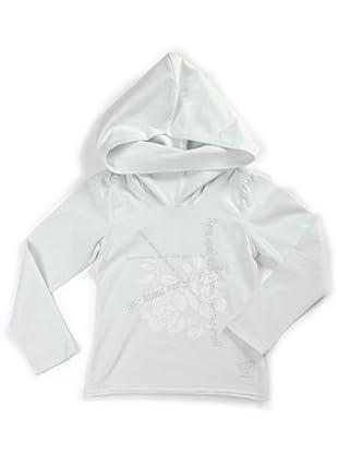 Freddy Camiseta Capucha De Manga Larga Blanco De 4 años
