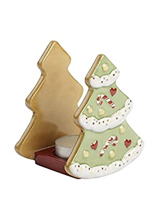 Villeroy & Boch Porta Velas Pequeño Winter Bakery Decoration