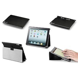Acase Dual Material Protection case for new iPad (スタンド機能・ペンホルダー付) 第3世代 2012年発売モデル