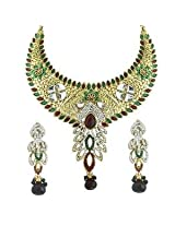 Kundan Necklace Set By Sia Jewellery