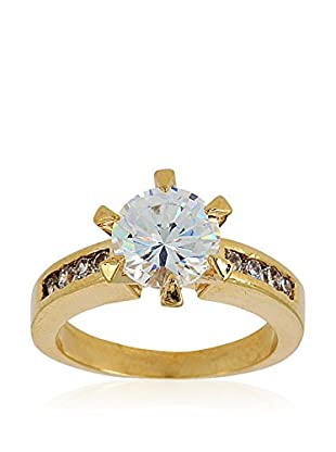 FROUFROU Anillo Solitaire Moderne