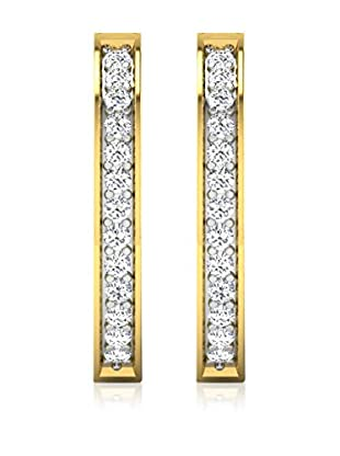 Friendly Diamonds Pendientes FDT11608Y Oro Amarillo