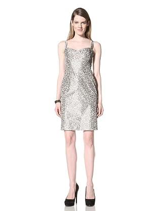 Z Spoke Zac Posen Women's Printed Dress (Leopard)