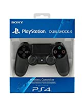 Sony PlayStation Dualshock 4 Controller (Black)