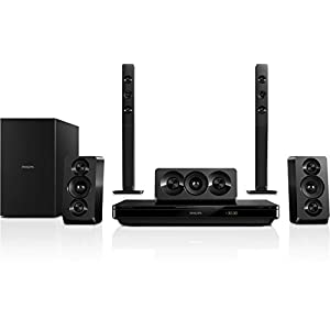 Philips HTB3540/94 3D Blu Ray Home Theater