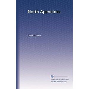 【クリックでお店のこの商品のページへ】North Apennines [ペーパーバック]