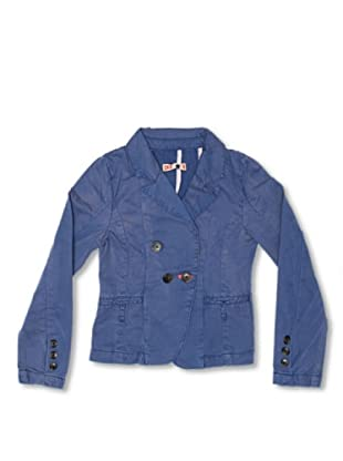 CKS Kids GIRLS Blazer Mole (Azul)