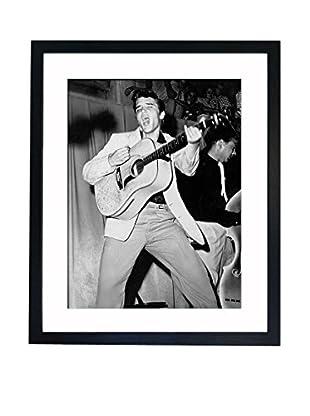Mazali - Culture Décor Wandbild Elvis Presley
