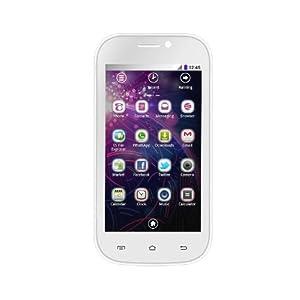 Ambrane Smartphone A55 White - Mobile Phones