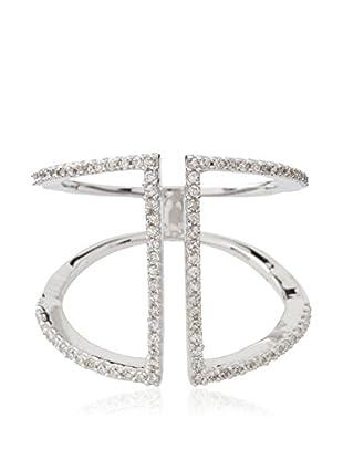 PARIS VENDÔME Ring Côte À Côte Diamants