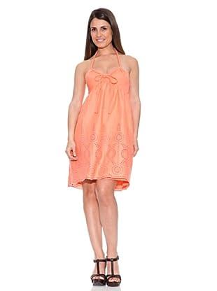 Caramelo Vestido Sport (Naranja)