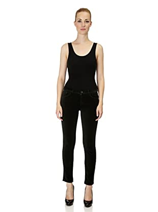 J Brand Samthose Midrise Super Stretch Skinny (blackforest)