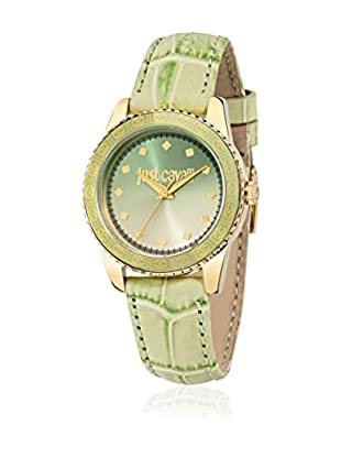 Just Cavalli Orologio al Quarzo Woman Just Sunset Pistacchio 42.4x36 mm